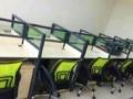 赤峰厂家直销办公桌椅,培训桌,工位桌,会议桌