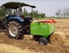 圣隆机械厂小麦秸秆打捆机价格公道