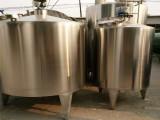 出售不锈钢储罐 酒 水 饮料 油脂 油 食品 储罐
