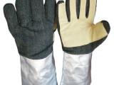 工业耐高温手套1000度隔热手套金属冶炼防护手套
