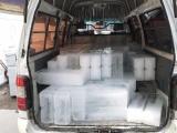 大理车间降温冰块配送,透明冰配送公司