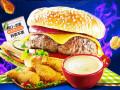 新乡-汉堡店加盟 0元学习技术-免费培训