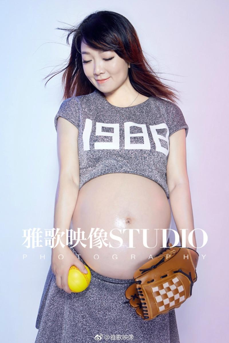 西安雅歌映像孕妇写真