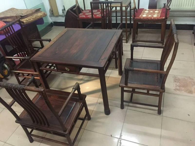 北京哪里可以买到便宜又好的二手红木家具,二手古典家具哪里卖?