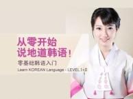 上海韩语培训学校 韩语日常口语培训