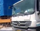 二手三一C8-62米2013年奔驰底盘泵车-二手泵车联盟