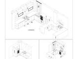 成都CAD室內 建筑 機械 家具制圖培訓 一對一