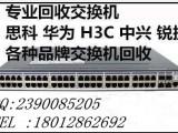 回收思科 华为 H3C 中兴 路由器 交换机.模块