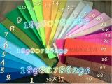 无纺布30个颜色DIY手工布缝纫手工幼儿园毛毡布无纺不织布布料