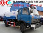来宾市厂家直销不上户洒水车5吨园林绿化洒水车