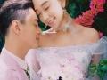 纽约婚纱八月作品爱丽舍花园鉴赏
