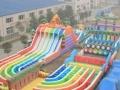 蜂巢迷宫大象滑梯海洋球卡通模型VR雪山吊桥球幕电影出租