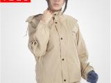 野趣户外时尚韩国高尔夫运动雨衣雨裤套装透气轻薄双层成人雨衣
