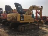 长沙二手挖掘机直销小松220-8 240小松360等