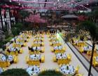 玻璃连栋智能生态餐厅温室大棚厂家报价多少钱一平方