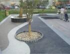 福州彩色透水混凝土市政园林景观道路铺装材料