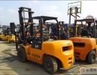银川杭州低价叉车销售,杭州6吨8吨大吨位叉车供应
