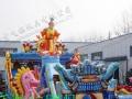 儿童室外大型水上乐园 可移动支架水池 厂家直销