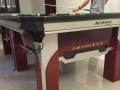 伯爵台球桌厂家直销、内蒙古大家代理、谨防假冒、台球比赛专用台