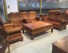 红木家具:大奔沙发