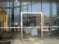 石景山区五里坨安装玻璃门门禁安装玻璃隔断自动感应门安装维修