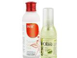 批发正品日常用品保养护肤品 韩媛盈嫩乳+橄榄保湿水100g 2件