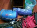自用驼包帐篷睡袋货架出售或出租