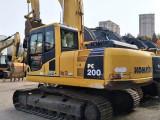 懷化小松200和220等二手挖掘機出售中型二手挖掘機