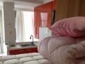 床位15--25单房30--60元 学生公寓 生活方便