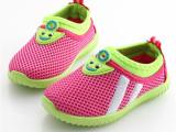 网络人气爆款 2014秋季新款韩版儿童网布单鞋 超软超柔小童单鞋