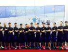 一群积极向上正能量的全职教练篮球羽毛球培训