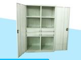 厂家提供 重型对开门工具柜 五金组合多层工具柜 办公工具柜