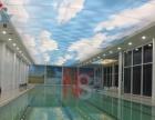 游泳馆设计装修一站式服务厂家 游泳馆防潮防腐吊顶