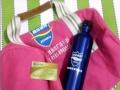 转让牟平奥体健身年卡,送健身包和水壶。