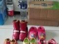自用童车三辆,还有衣服鞋子