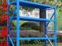 仓储轻型角钢货架 家用置物架 展示架 仓库中型角铁架子 重型