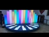 上海互动地板钢琴出租网红打卡地板钢琴出租