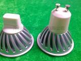 LED灯具外壳配件 LED灯杯外壳 车铝灯杯配件 环保节能LED