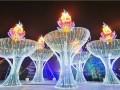 冰雕灯光艺术节展览 制作 策划 出售 租赁