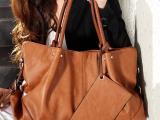 女包批发 韩版包包批发 时尚子母包包厂家直供 PU皮女包批发