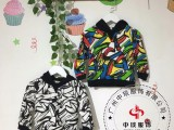 广州中琰服饰品牌童装折扣批发基地
