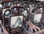 芜湖专业回收老红木家具酸枝木雕花红木家具床厨沙发