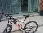 配件升级山地自行车