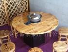 厂家定制:餐桌椅,实木凳子,火锅桌,实木餐桌