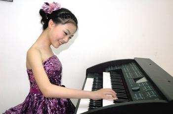 哈尔滨钢琴学校 成人钢琴培训 成人电子琴培训