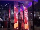瑞普创新租赁led透明屏上海玻璃幕墙不二之选