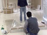 福州防爆膜,酒店淋浴房贴玻璃防爆膜,原装进口,免费上门测量