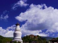 临汾到五台山二日游|临汾旅行社去五台山旅游多少钱