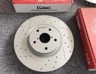 奔驰ML/GLE ECFRONT刹车改装打孔划线刹车盘