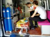 洛阳长途救护车出租跨省8元每公里